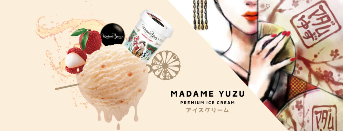 Artisanal Japanese Ice Cream By Madame Yuzu